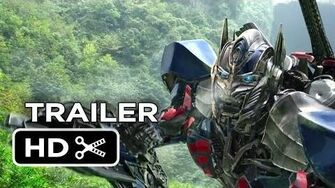 Transformers Age of Extinction TRAILER 1 (2014) - Mark Wahlberg Movie HD