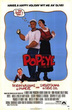 Popeye 1980