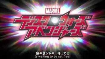 Marvel Disk Wars The Avengers - Opening