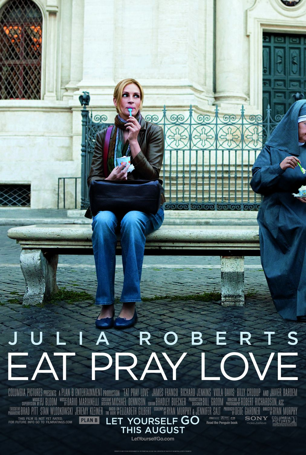 Eat Pray Love 2010 Movie And Tv Wiki Fandom Powered By