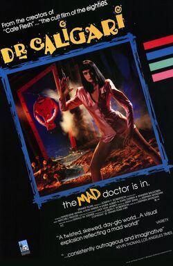 Dr Caligari 1989