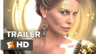 The Huntsman Winter's War Official Trailer 1 (2016) - Chris Hemsworth, Charlize Theron Drama HD