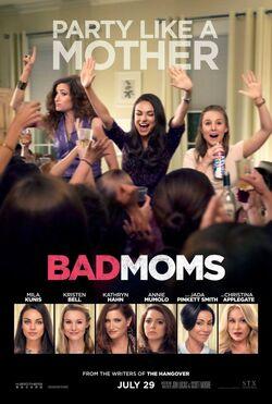 Bad Moms2016