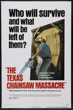 The Texas Chainsaw Massacre 1974