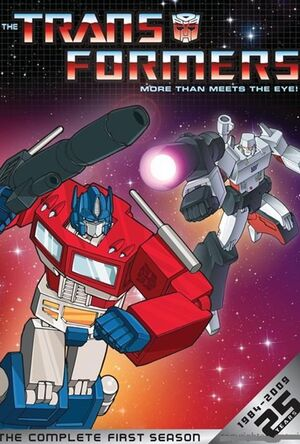 TransformersCartoon1Cover