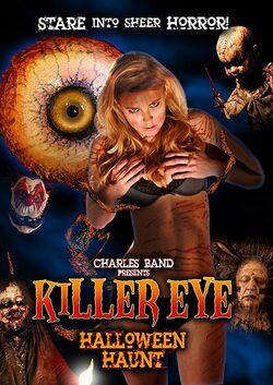 Killer Eye Halloween Haunt2011