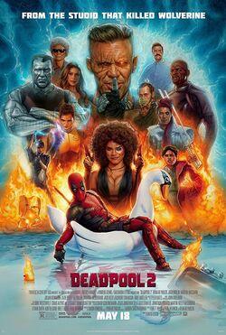 Deadpool 22018