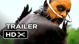 The Green Inferno TRAILER 2 (2014) - Eli Roth, Sky Ferreira Horror Movie HD
