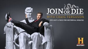 Join or Die with Craig Ferguson2016