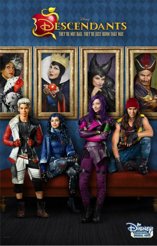 Descendants (2015) | Movie and TV Wiki | FANDOM powered by ...