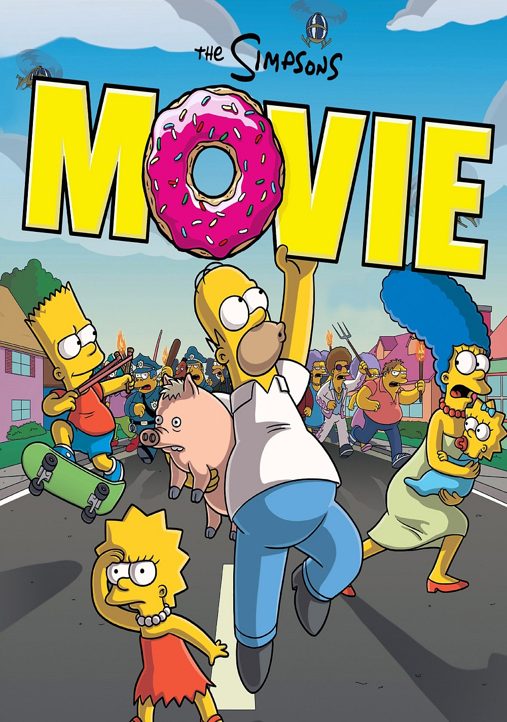 Simpsons Der Film Stream