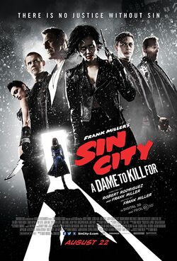 Sin City A Dame to Kill For2014
