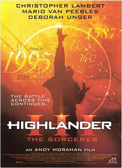 Highlander III The Sorcerer