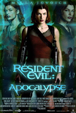 Resident Evil Apocalypse2004