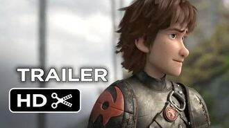 How To Train Your Dragon 2 Official Trailer 1 (2014) - Animation Sequel HD