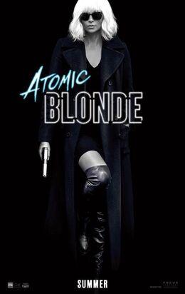 Atomic Blonde2017