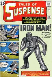 Iron-Man Marvel-Tales-Suspense 39