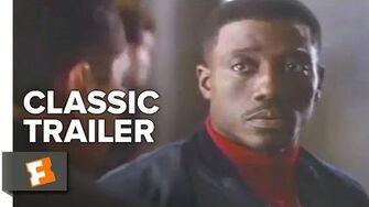 Passenger 57 (1992) Official Trailer 1 - Wesley Snipes Thriller