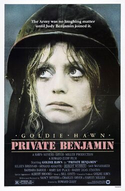 Private Benjamin 1980