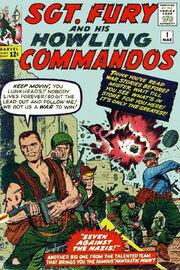 Sgt Fury Howling Commandos No. 1