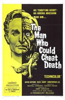 The Man Who Could Cheat Death