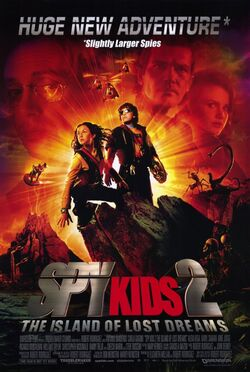 Spy Kids 2 The Island of Lost Dreams