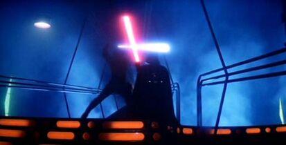 Starwars saberduel