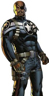 Nick Fury JR-comics