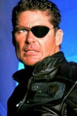 Nick Fury david