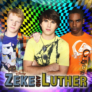 Zeke and Luther2009