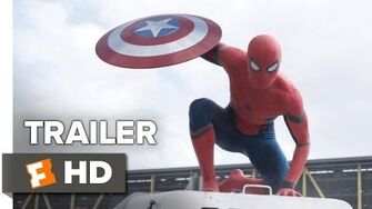 Captain America Civil War Official Trailer 2 (2016) - Chris Evans, Robert Downey Jr