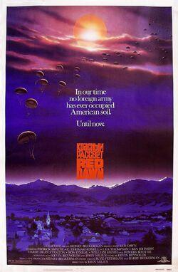 Red Dawn 1984