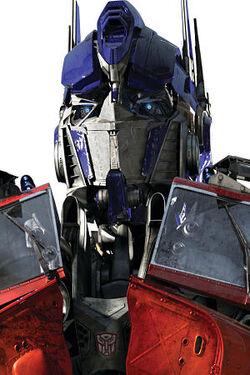 Optimus Prime lam