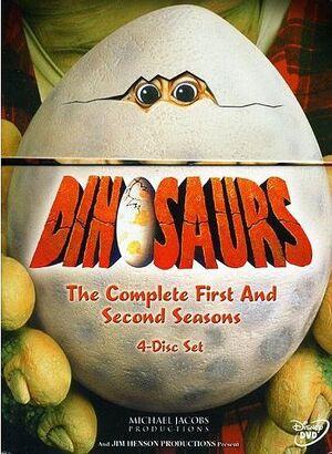 Dinosaurs 1991