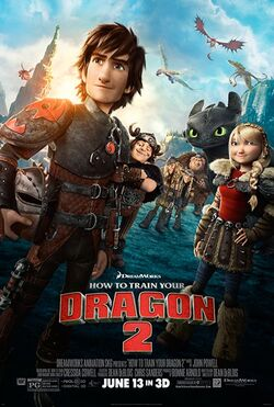 How to Train Your Dragon 22014