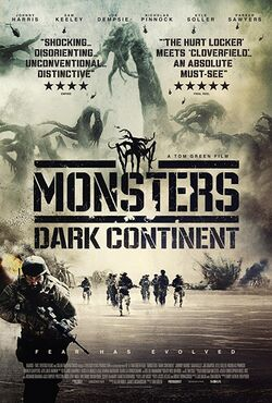 Monsters Dark Continent2014