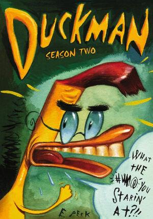 Duckman1Cover