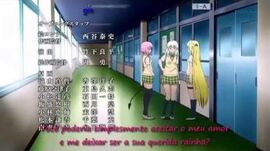 To Love-Ru Darkness Opening