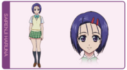 Haruna Body-Face