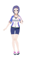 TLRDIR Haruna Work-out Costume