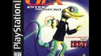 Gex Enter the Gecko - Menu
