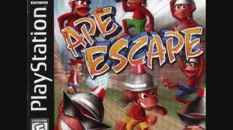 Ape Escape Soundtrack - 03 - Time Station-1