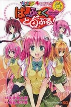 Official Data Book Perfect To Love-Ru
