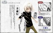 Diseño de Accelerator Manga Index