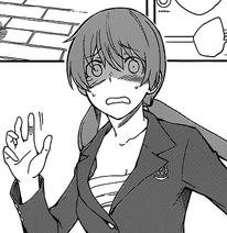 Musujime Awaki Railgun manga