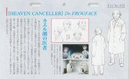 Diseño Heaven Canceller Anime Railgun
