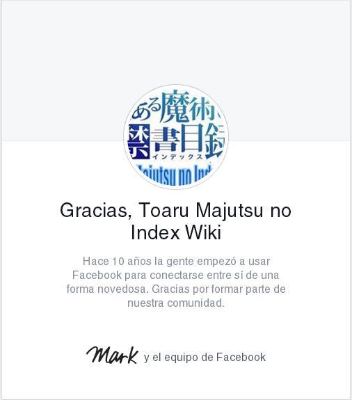 Gracias, Toaru