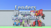 TOBOT 219 Fenders and Free-Falls