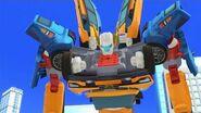 TOBOT English 128 Raptorbot Rampage Season 1 Full Episode Kids Cartoon Kids Movies