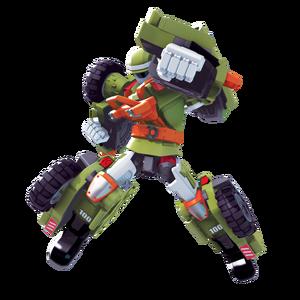 Tobot K robot poseC